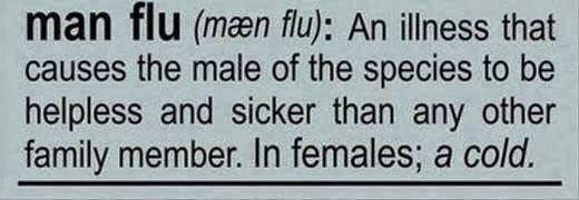 About Man Flu