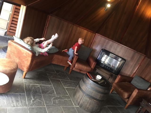 Cigar Bothy Hotel Du Vin