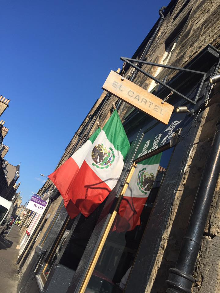 El Cartel, Edinburgh